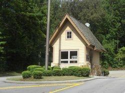 Guntersville SP guarsd shack