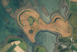 Ardkeen (Castle Hill) Aerial, Strangford, County Down