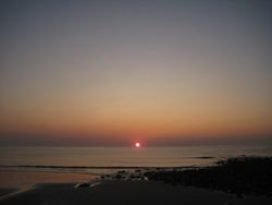 Jenness Beach Sunrise