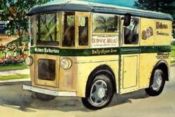 Helms Bakery Truck