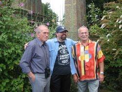 Joe D'Orazio, Mark L'Strange, Bob Kirkwood