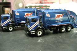 allied waste rearloads