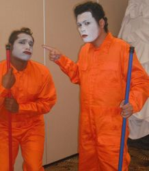 Mime Acts