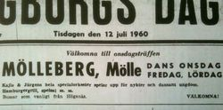 Hotell Molleberg 1960