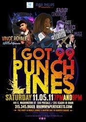 99 Punchlines