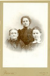 Dorothea F. Leverenz, Ida May Hacker, Anna E. Hacker