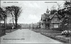 Handsworth Park. c1909