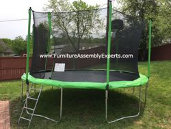 skywalker trampoline removal service in largo Maryland