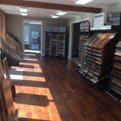 Wood Floor Showroom