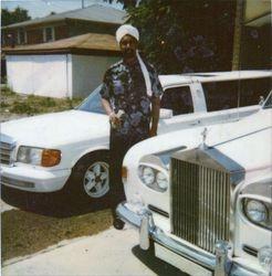 Prophet Grace in 1986