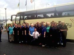 Busing around Ireland
