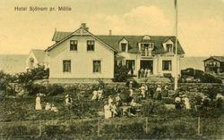 Hotell Sjohem 1905