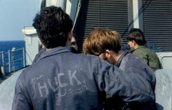 never guess Huck