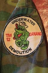 Underwater Demolition Team 12.