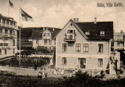 Villa Corfitz 1915