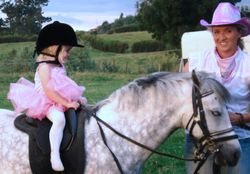 Tutu's look great when riding