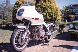 The Birth of Tom's XJ900 _ Aug 1991