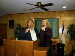 Caney Valley Baptist, Plumerville Ar