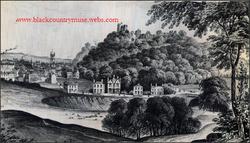 Dudley Castle. 1783.