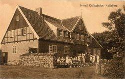 Hotell Kullagarden 1921