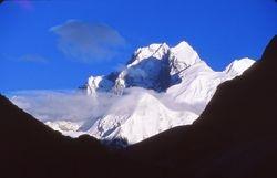 Lhotse, Lhotse Shar, & Everest