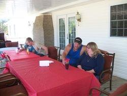 Billy & Kandice  and Dean & Minnie