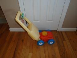 Little Tikes Lawn Mower - $8