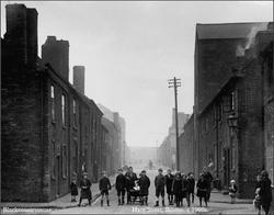 Bilston. Staffs.1950s
