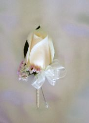 Groom's Boutonniere  #BH431