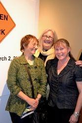 Suvan, Denice and Marsha Judd