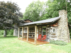 Cabin, summer