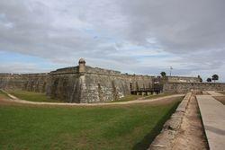 Castillo de San Marcos, St. Augustine FL