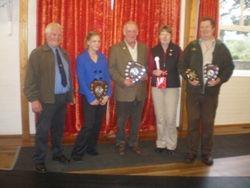 trophy winners oct 07