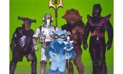 """LEGO's GALIDOR"" animatronic costumes / heads"