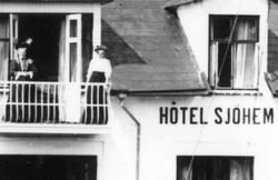 Hotell Sjohem 1904