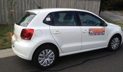 Driving School Blackburn -Volkswagen Polo - Automatic Transmission