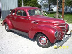16.39 Plymouth coupe 2 door.