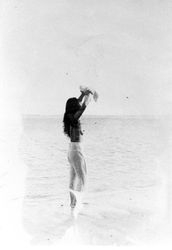 A woman in the Ocean ( uni no onna ) VII