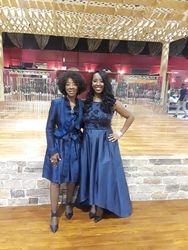 Lady Tamara & Evangelist Wesley!