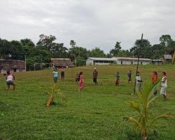 Rio Ucayali / Pacaya-Samiria Reserve