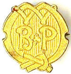 1932 - 1968 Lieutenant Warrant Badge