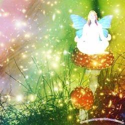 Fairy at Peace