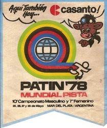 1978 - Mar del Plata, Argentina