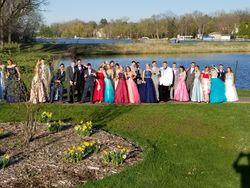 Eagle Prom 2018 Lake View