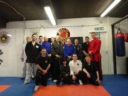 International Hapkido Seminar - Hosted by Hapkido Scotland