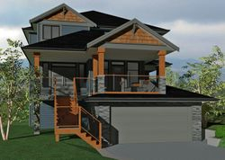 design to fit odd shaped lot