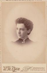 W. H. Lyon, , photographerGreencastle, Indiana