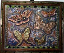 SOLD - Moths