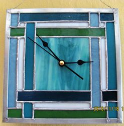 Geo Clock