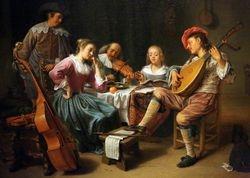Sorgh, Musical Group, 1661, Detroit